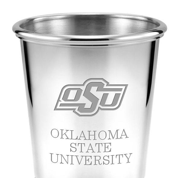Oklahoma State University Pewter Julep Cup - Image 2