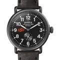 Oklahoma State Shinola Watch, The Runwell 41mm Black Dial - Image 1
