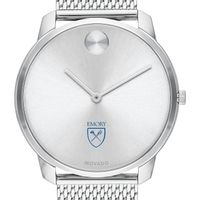 Emory University Men's Movado Stainless Bold 42