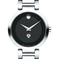 University of Pennsylvania Women's Movado Museum with Steel Bracelet