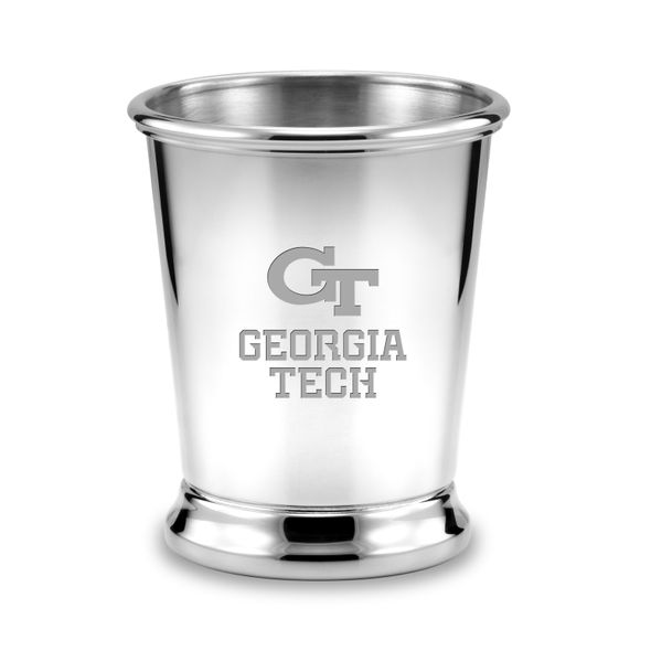 Georgia Tech Pewter Julep Cup - Image 1