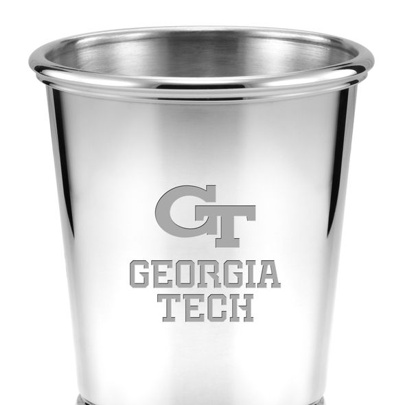 Georgia Tech Pewter Julep Cup - Image 2