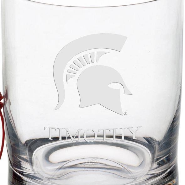 Michigan State University Tumbler Glasses - Set of 2 - Image 3