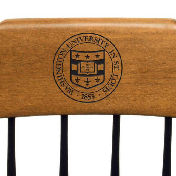 WashU Captain's Chair by Standard Chair - Image 2