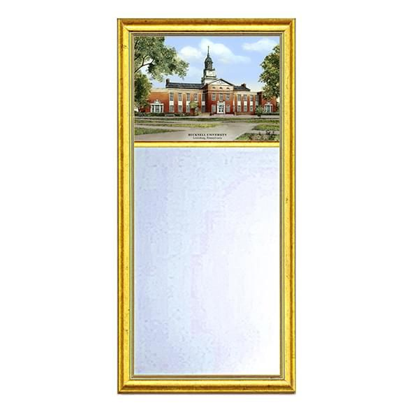 Bucknell Eglomise Mirror with Gold Frame