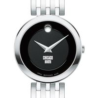 Chicago Booth Women's Movado Esparanza Stainless Steel Museum with Bracelet