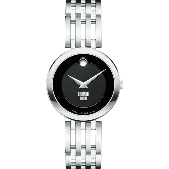 Chicago Booth Women's Movado Esparanza Stainless Steel Museum with Bracelet - Image 2