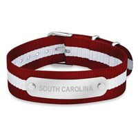 University of South Carolina NATO ID Bracelet