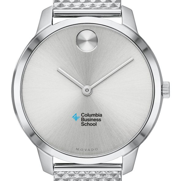 Columbia Business School Women's Movado Stainless Bold 35