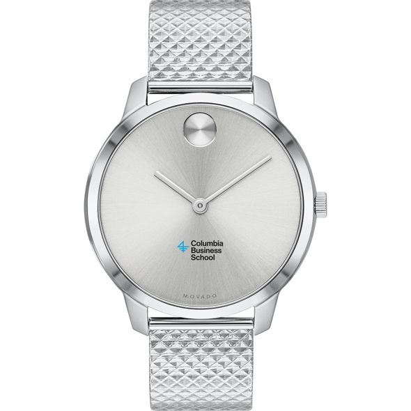 Columbia Business School Women's Movado Stainless Bold 35 - Image 2