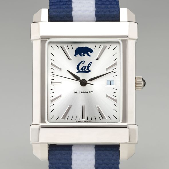 Berkeley Collegiate Watch with NATO Strap for Men - Image 1