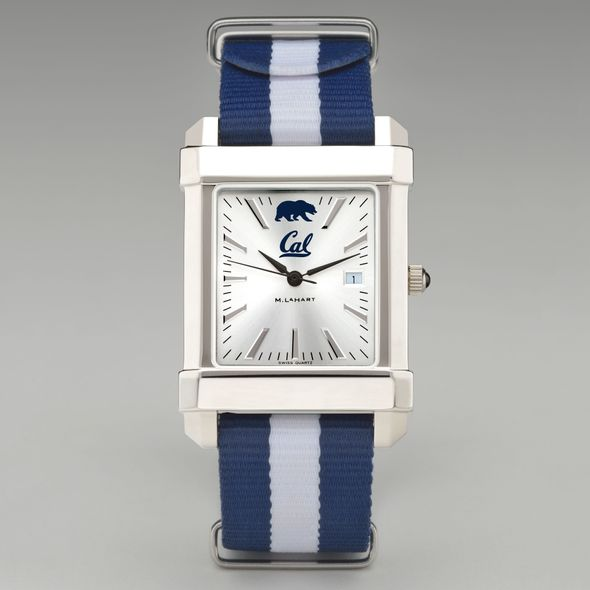 Berkeley Collegiate Watch with NATO Strap for Men - Image 2