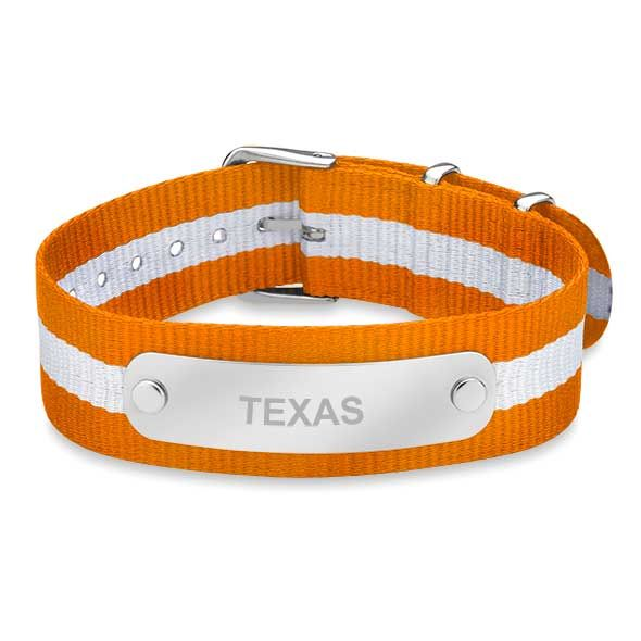 Texas NATO ID Bracelet