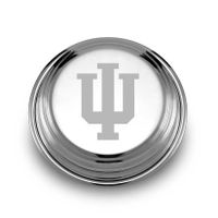 Indiana University Pewter Paperweight