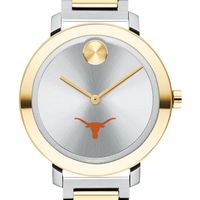 University of Texas Women's Movado Two-Tone Bold 34