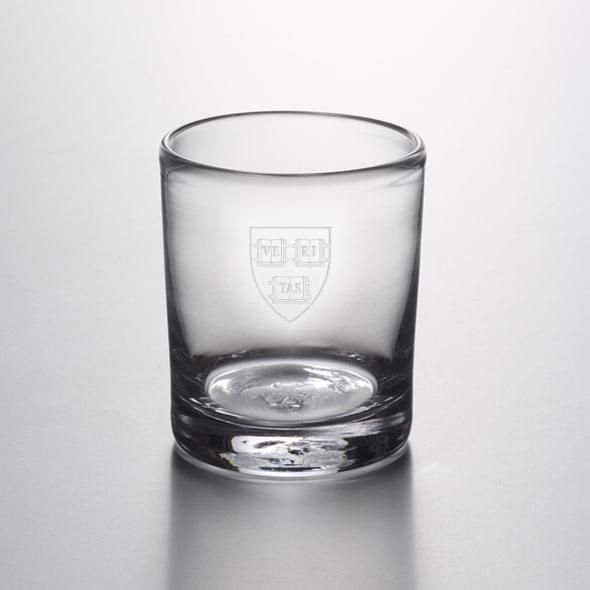 Harvard Double Old Fashioned Glass by Simon Pearce - Image 2