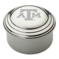 Texas A&M Pewter Keepsake Box