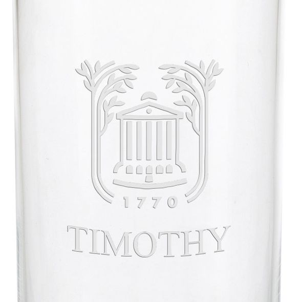 College of Charleston Iced Beverage Glasses - Set of 2 - Image 3