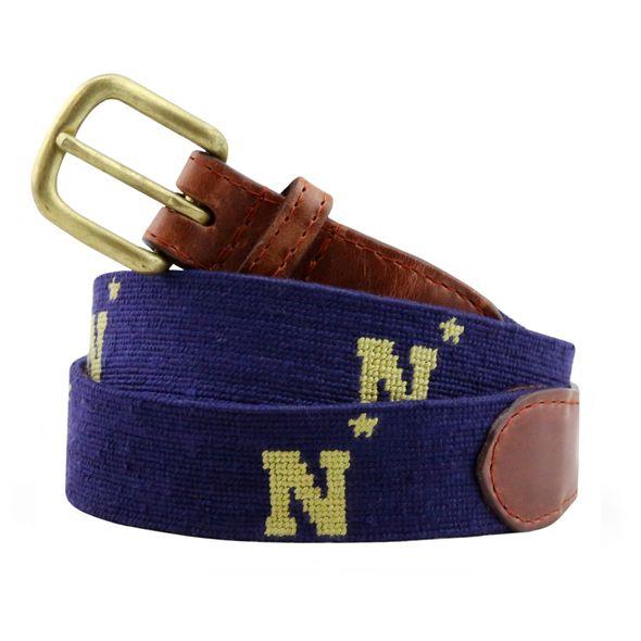 Naval Academy Men's Cotton Belt