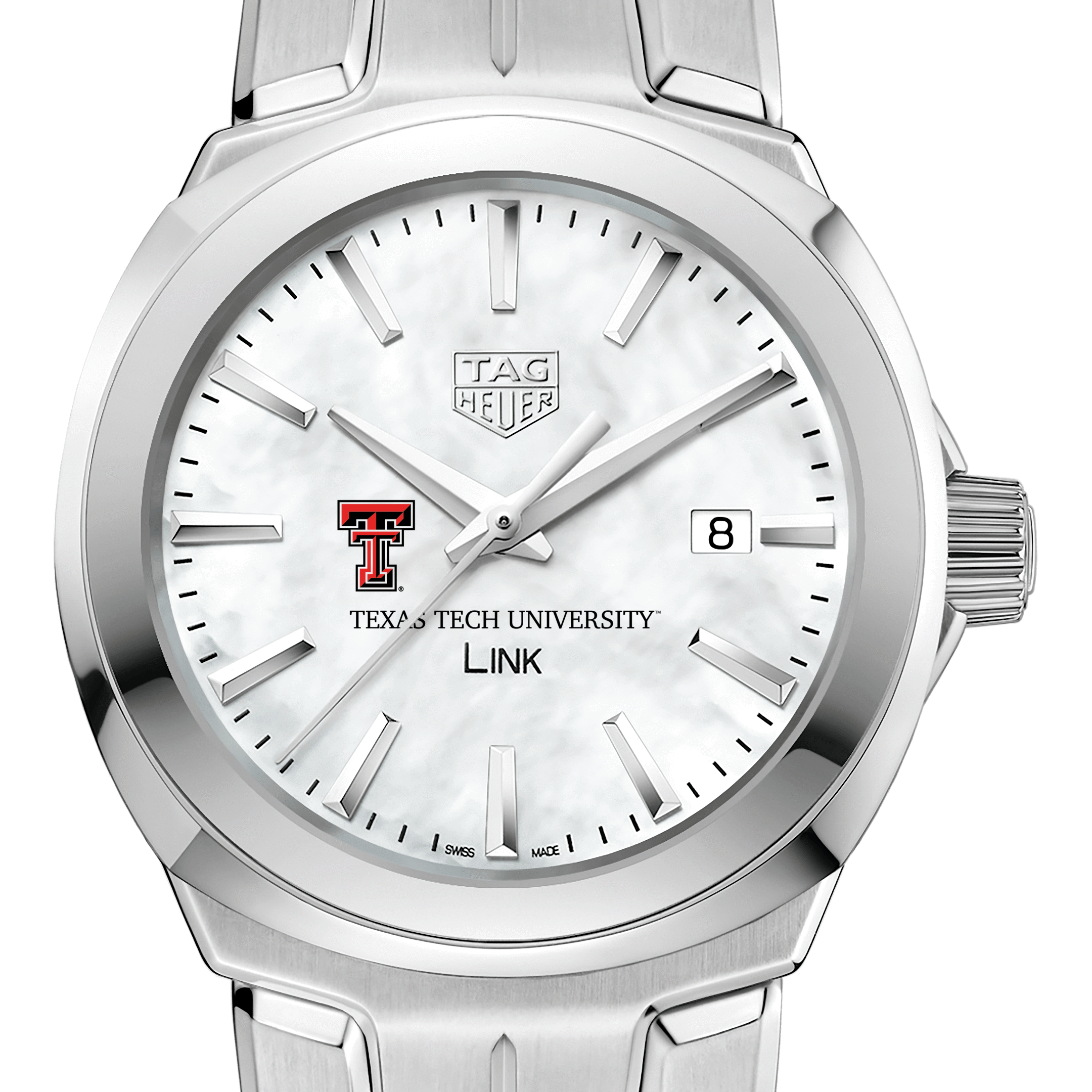 Texas Tech TAG Heuer LINK for Women