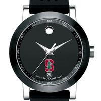 Stanford University Men's Movado Museum Sport Rubber Strap