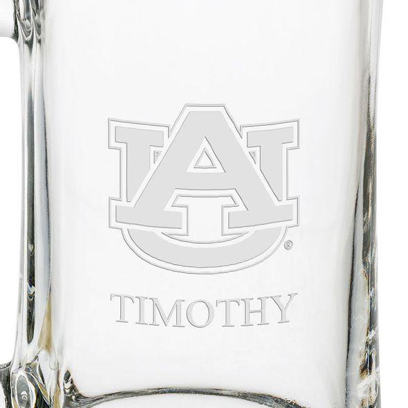 Auburn 25 OZ Glass Stein - Image 3