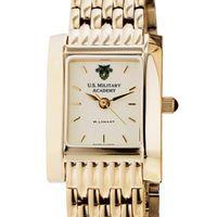 West Point Women's Gold Quad with Bracelet