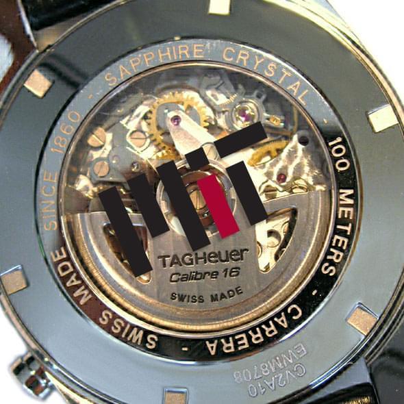 MIT Men's TAG Heuer Carrera Tachymeter - Image 2