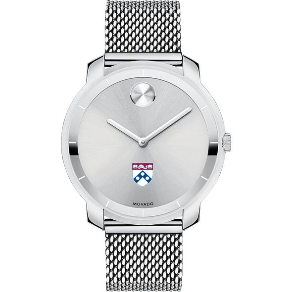 University of Pennsylvania Women's Movado Stainless Bold 36 - Image 2
