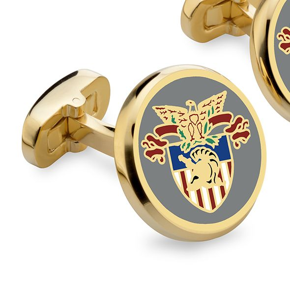West Point Enamel Cufflinks - Image 2