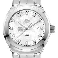 Emory Goizueta TAG Heuer Diamond Dial LINK for Women