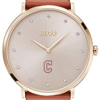College of Charleston Women's BOSS Champagne with Leather from M.LaHart