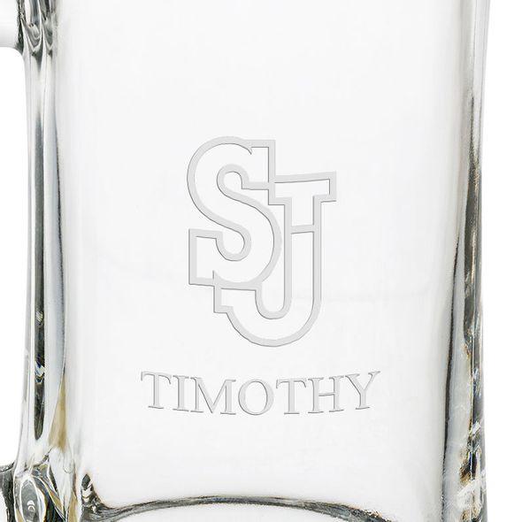 St. John's 25 oz Beer Mug - Image 3