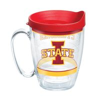 Iowa State 16 oz. Tervis Mugs- Set of 4