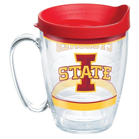 Iowa State 16 oz. Tervis Mugs- Set of 4 - Image 2