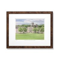 West Point Campus Print- Limited Edition, Medium