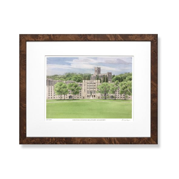 West Point Campus Print- Limited Edition, Medium - Image 1