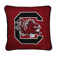 South Carolina Handstitched Pillow
