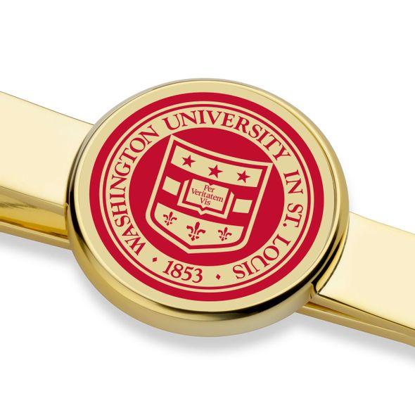 WashU Enamel Tie Clip - Image 2