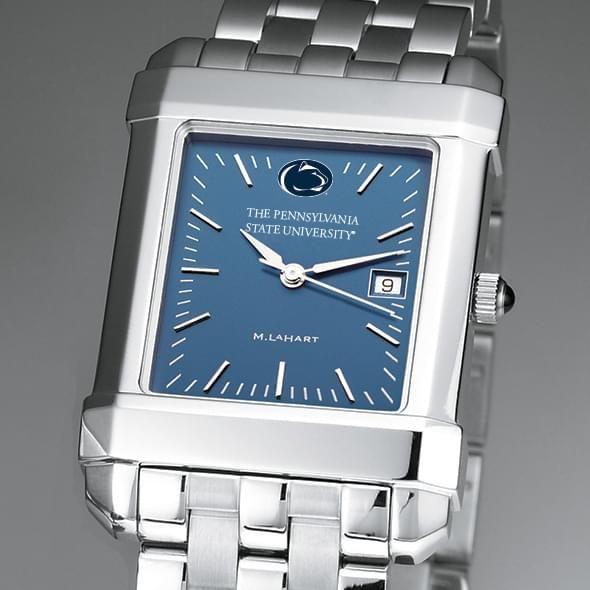 Penn State Men's Blue Quad Watch with Bracelet