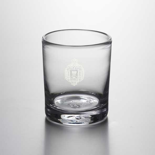 USNA Double Old Fashioned Glass by Simon Pearce - Image 2