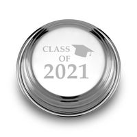 Class of 2021 Pewter Paperweight