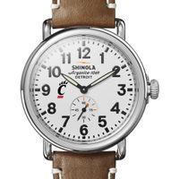 Cincinnati Shinola Watch, The Runwell 41mm White Dial