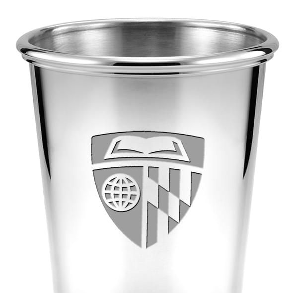 Johns Hopkins Pewter Julep Cup - Image 2