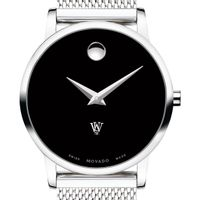 Washington University in St. Louis Women's Movado Museum with Mesh Bracelet