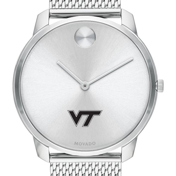 Virginia Tech Men's Movado Stainless Bold 42