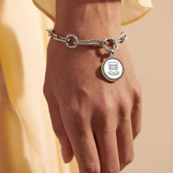 Yale Amulet Bracelet by John Hardy with Long Links and Two Connectors - Image 1
