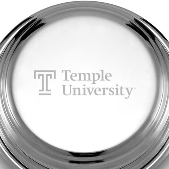 Temple Pewter Paperweight - Image 2