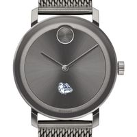 Gonzaga University Men's Movado BOLD Gunmetal Grey with Mesh Bracelet