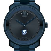 Creighton University Men's Movado BOLD Blue Ion with Bracelet